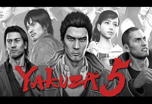 Yakuza 5 Game Review   Sega   Video game reviews, Yakuza 5