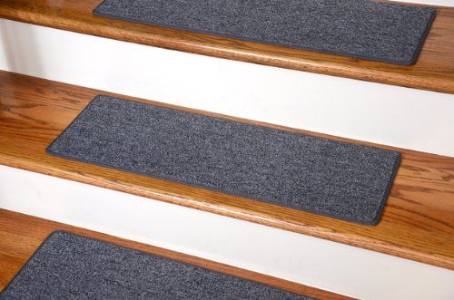 Best Carpet Stair Treads 23″ X 8″ – Stingray Gray – Set Of 13 400 x 300