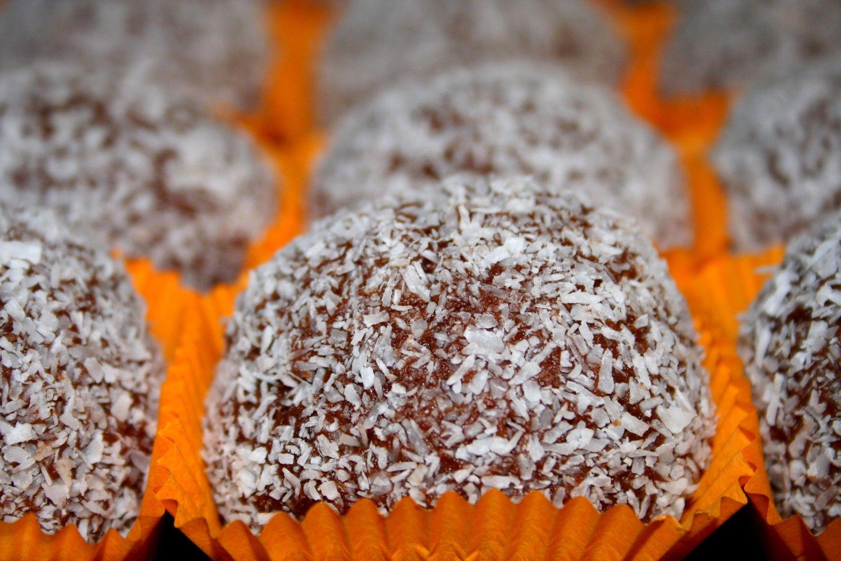 כדורי שוקולד - צילום: שפרה נחום