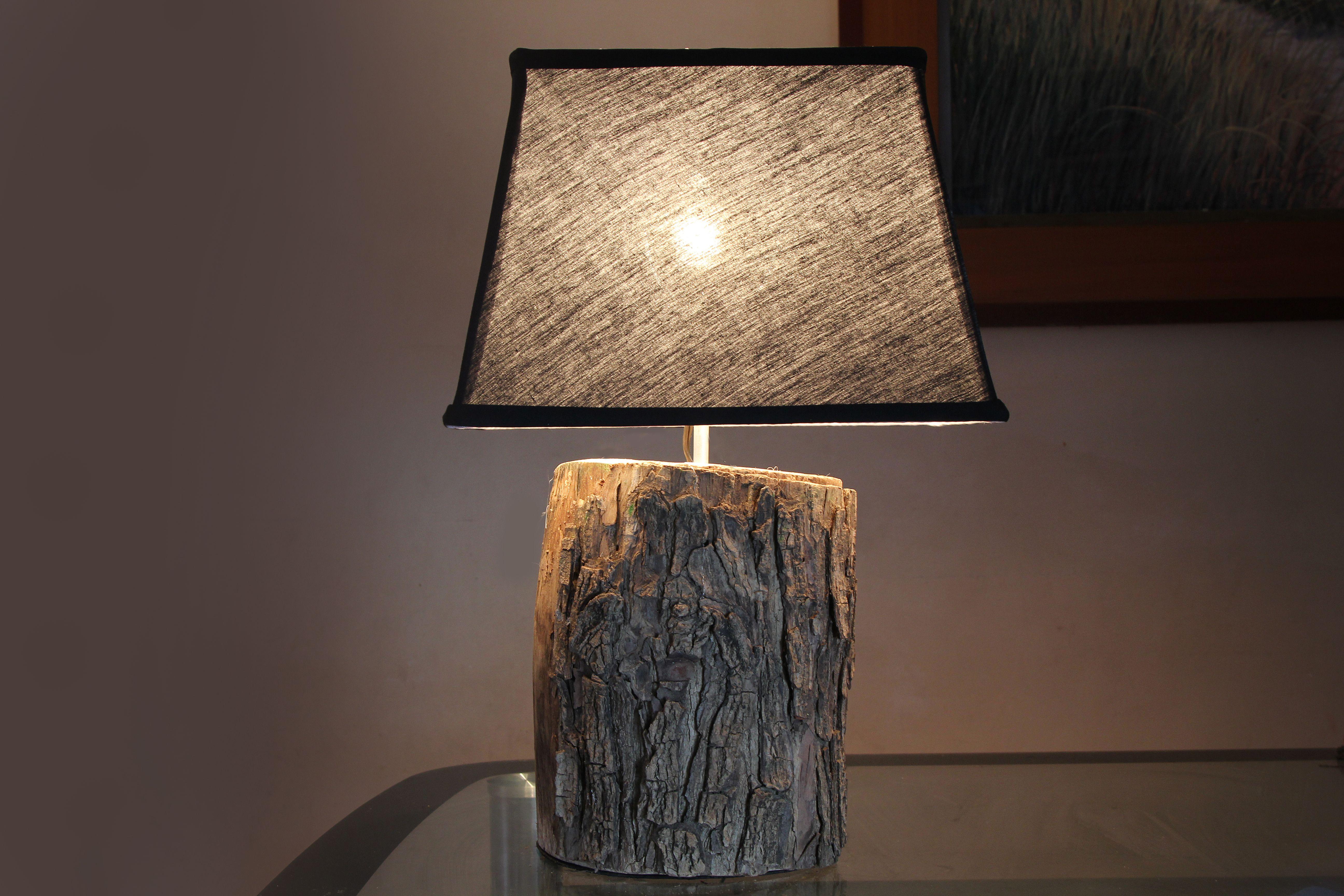 Fabriquer Une Lampe Meubles Diy Pinterest Lampe Bois