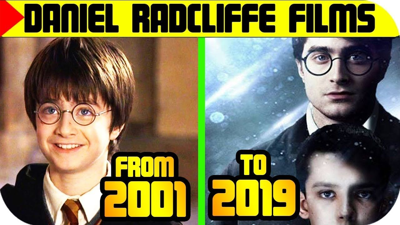 Photo of Daniel Radcliffe MOVIES List 🔴 [From 2001 to 2018 ], Daniel Radcliffe FILMS List   Filmography