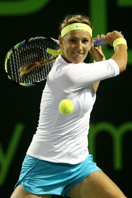 Tennis Victoria Azarenka Photo Gallery Yahoo Sports Tennis Players Female Tennis Workout Tennis Players