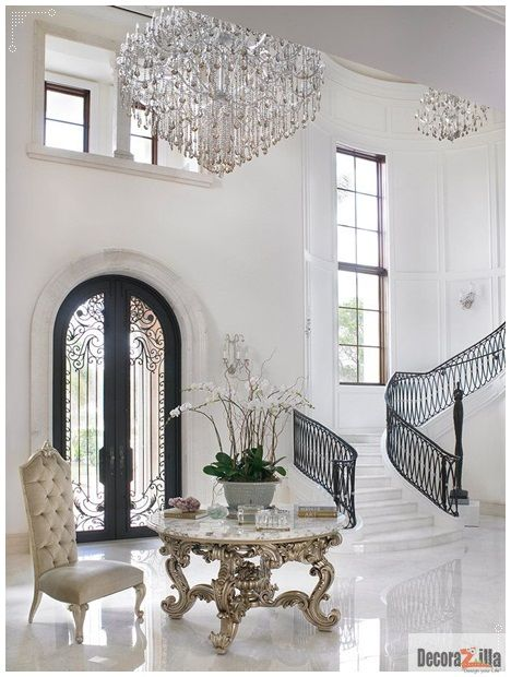 Modern Classic interior living trend Decorazilla Design Blog