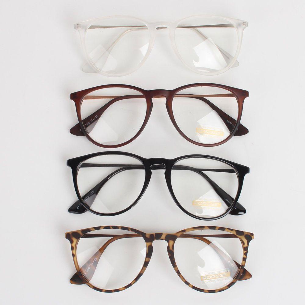Nuevo Hombre Mujer Unisex Nerd Geek Gafas Lente Transparente Retro Wayfarer  Gafas  2c2acf7956a