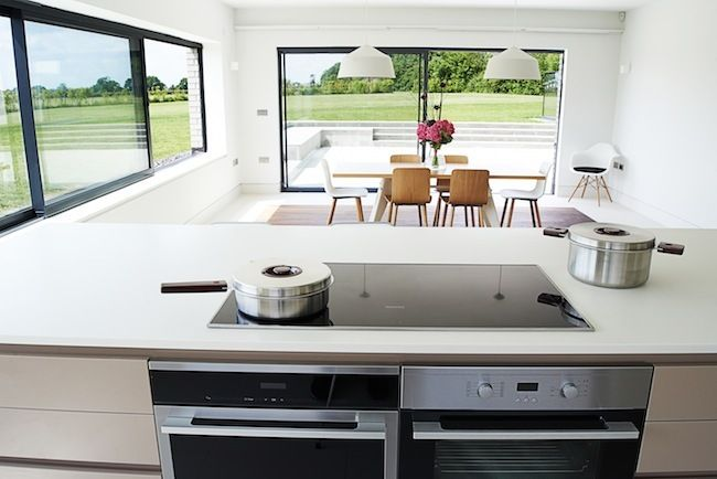 Puertas abiertas una cocina de ensue o conectada con el for Cocinas de ensueno
