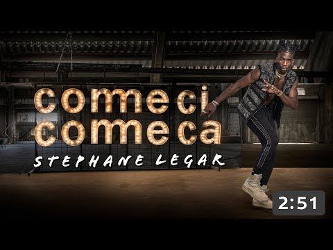 Stephane Legar Comme Ci Comme Ca Lyrics English Translation In
