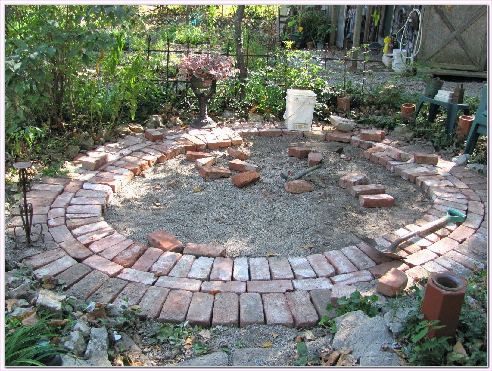 How To Lay Brick Patio Fresh Ideas Laying Patterns 51