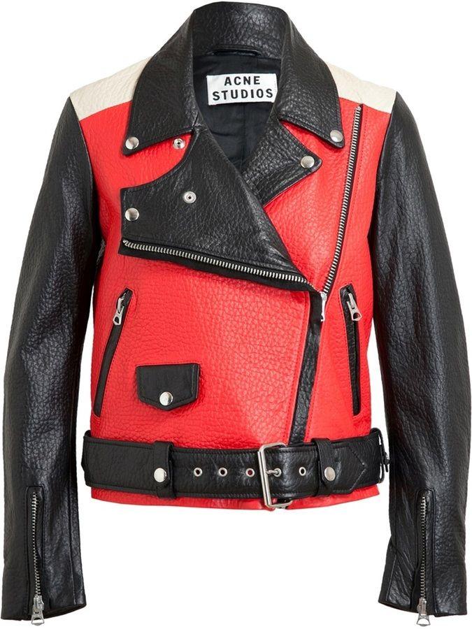Acne Studios 'Merci' biker jacket SALE initially 1,760