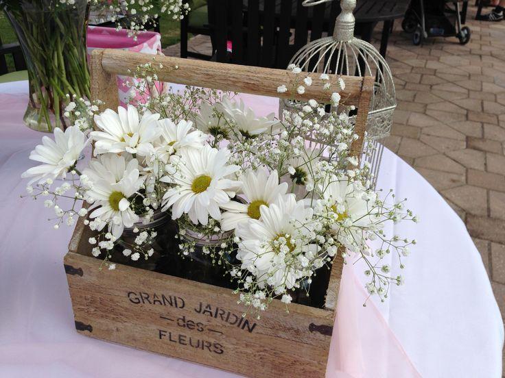 baby shower floral arrangements centerpieces baby girl shower flower