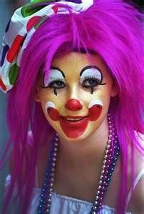 Girl clowns images 76