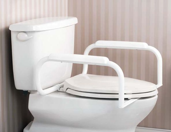 Read About Such Handicap Bathroom Accessories As Grab Bars And Toilet Safety Rails So That You Can Learn How To Make Your Safer Place