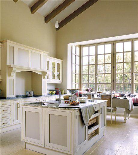 cocina con ventanales grandes - Buscar con Google | kitchen ...