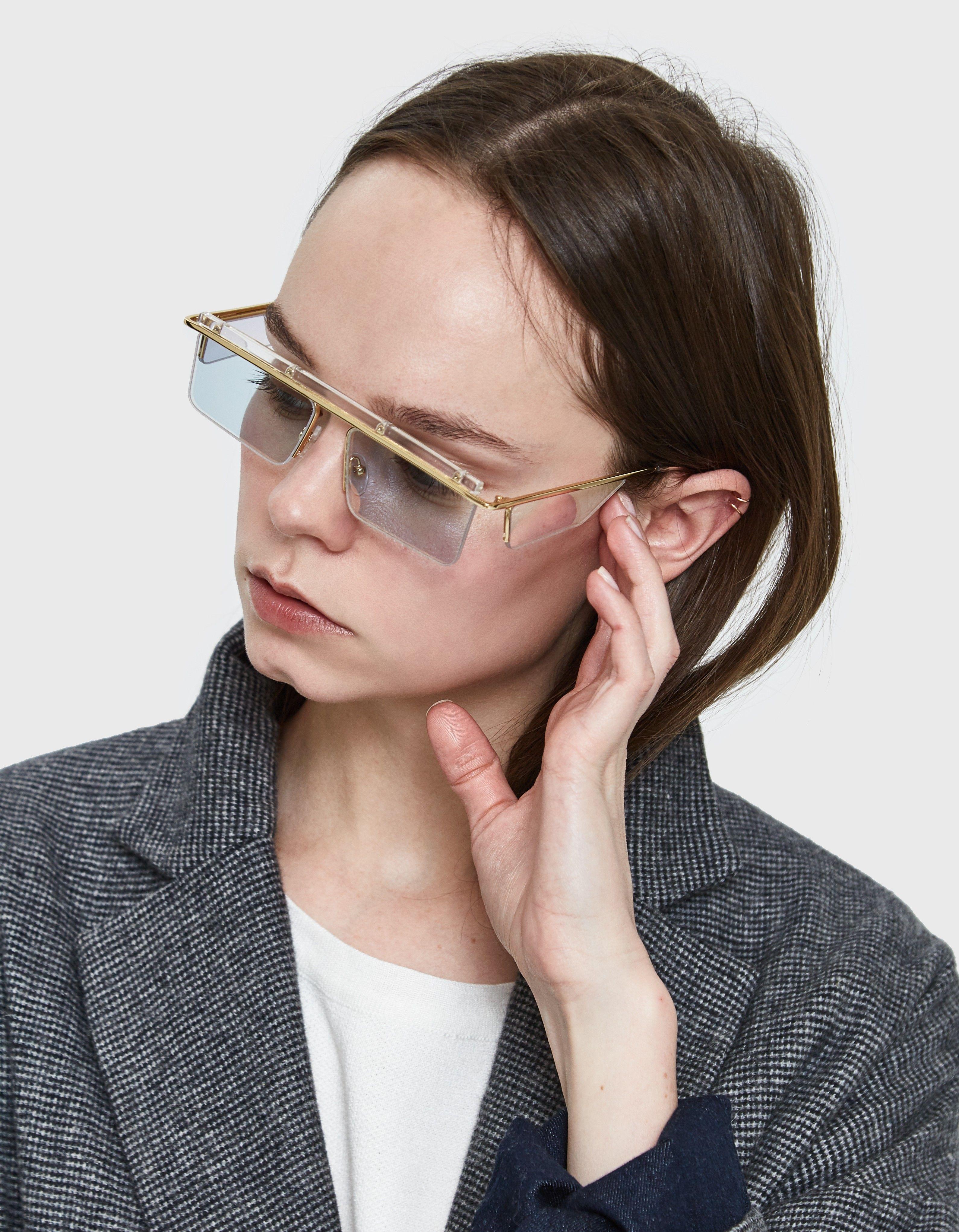 e19ac239e25b9 80s sunglasses from Adam Selman in collaboration with Le Specs