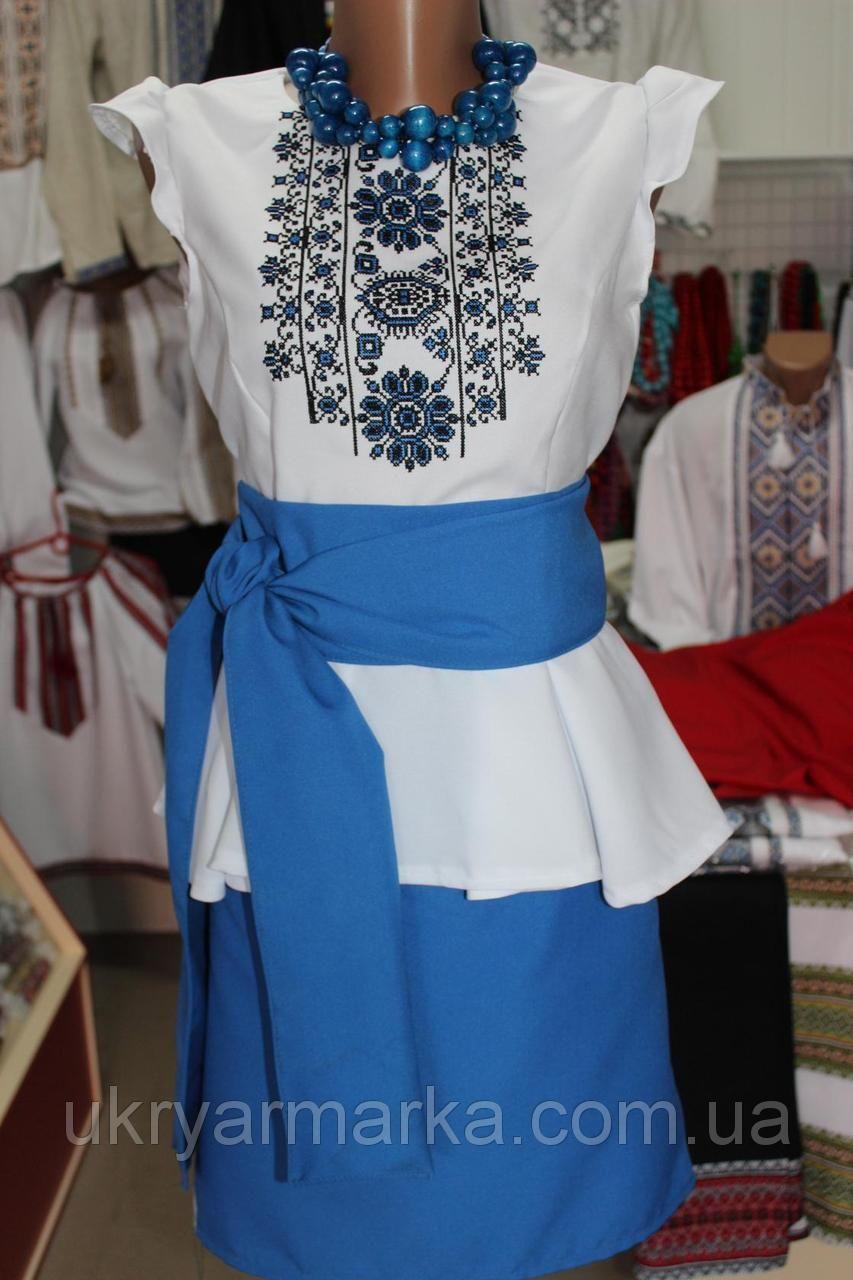 Вишите плаття 8284cb790d035