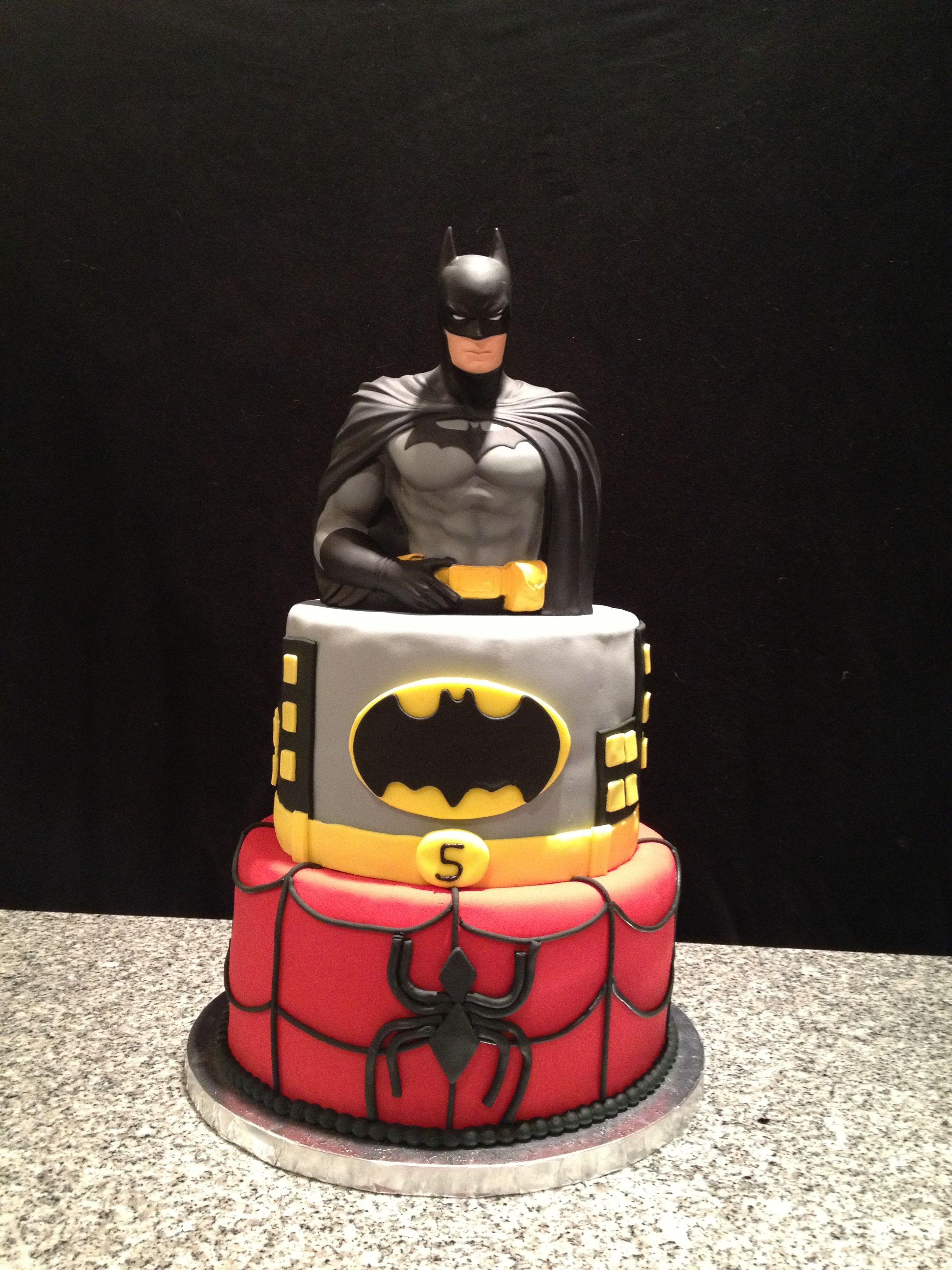 Superhero Cake Superhero cake, Superhero party, Creative