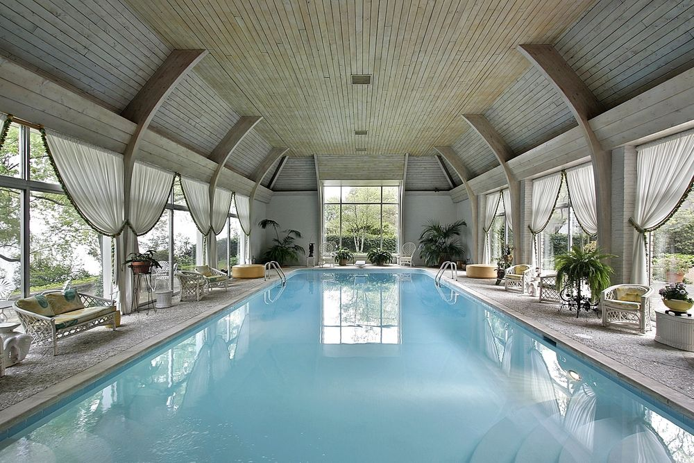45 Screened-In and Covered Pool Design Ideas | Pool ...