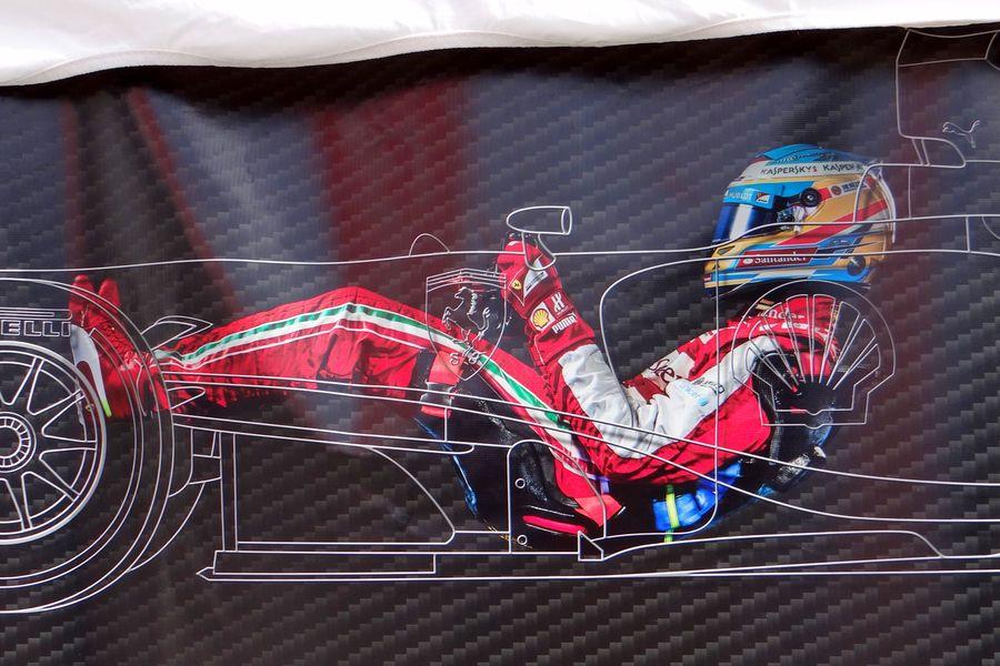TOP SHOTS The drivers 1000th F1 race helmet designs