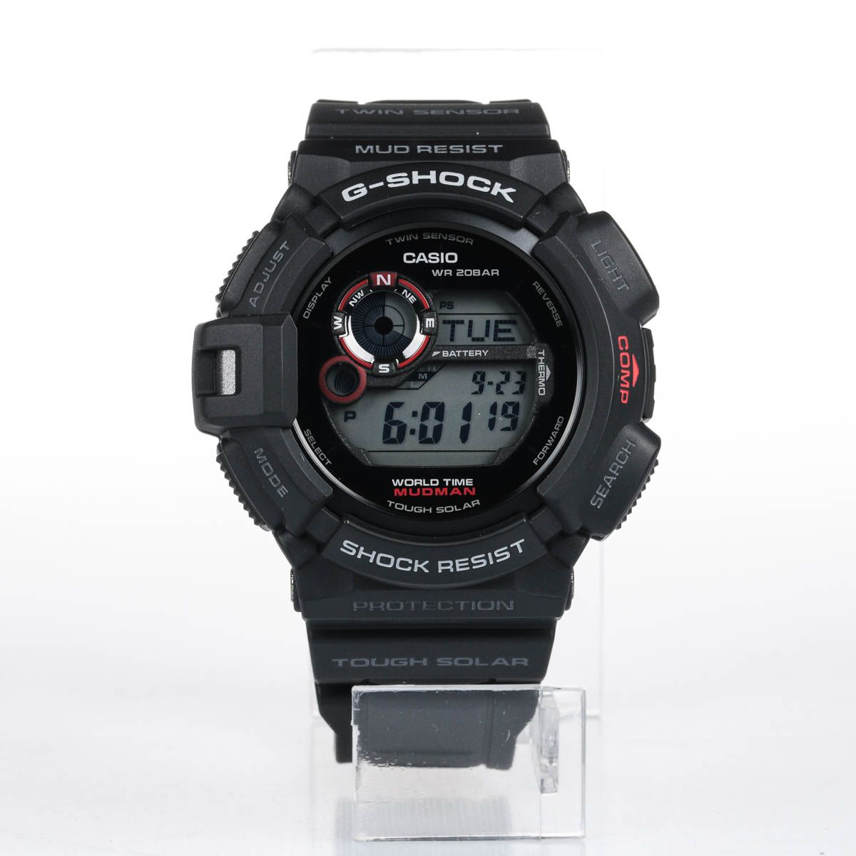 c356922ad44 Buy a Casio G SHOCK G 9300 1 Watch Black online at unbeatable prices by UK s