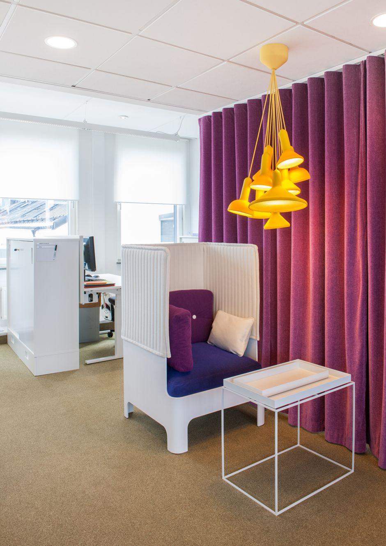private office design ideas. Private Office Design Ideas. Plain Ideas Unique Cozy Cubicle In The Magnificent White Hsb