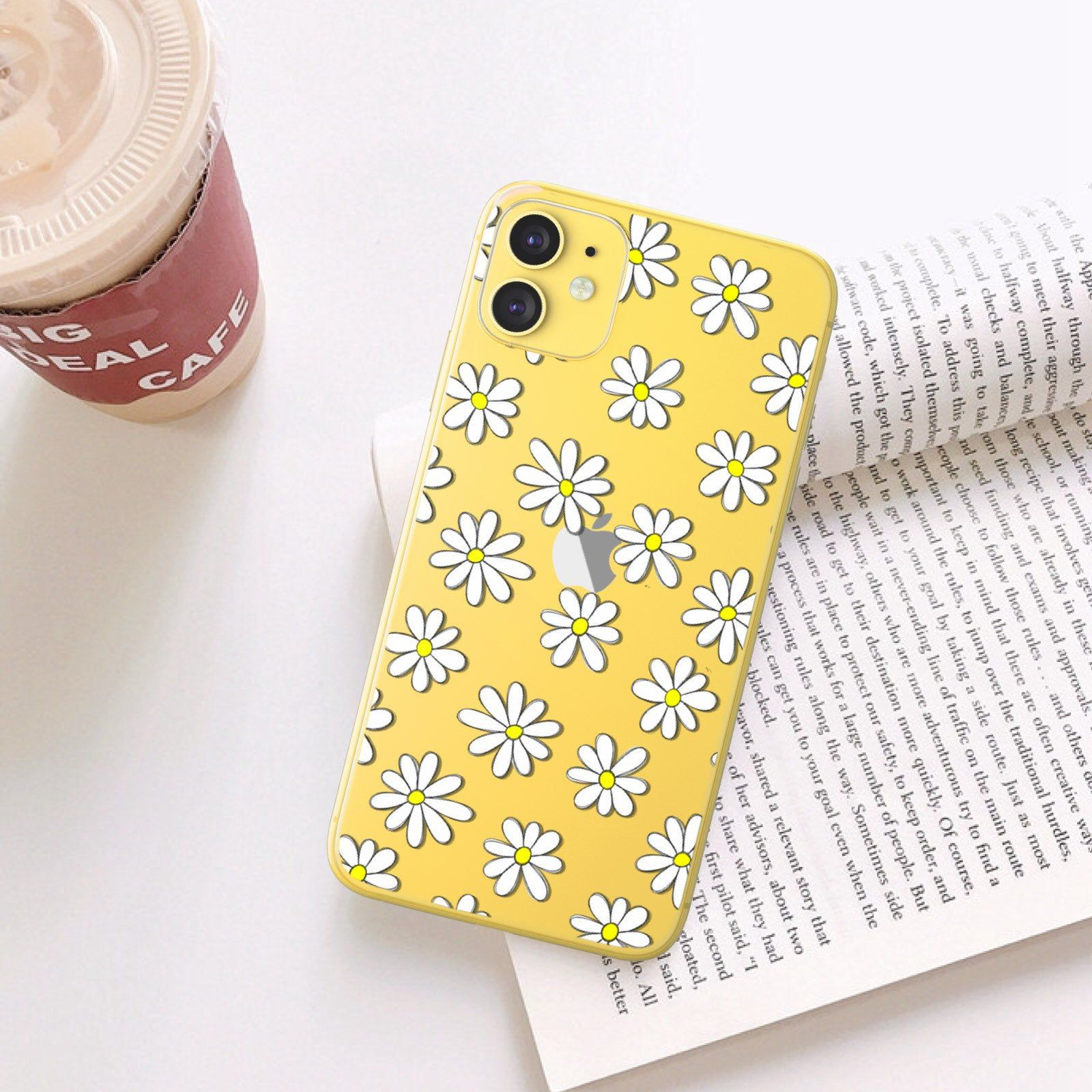 Daisy iphone case clear iphone 11 pro max case iphone xr
