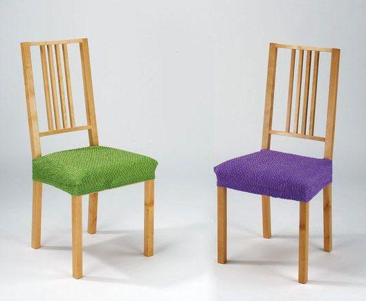 Resultado de imagen de como hacer forros para sillas de comedor paso ...