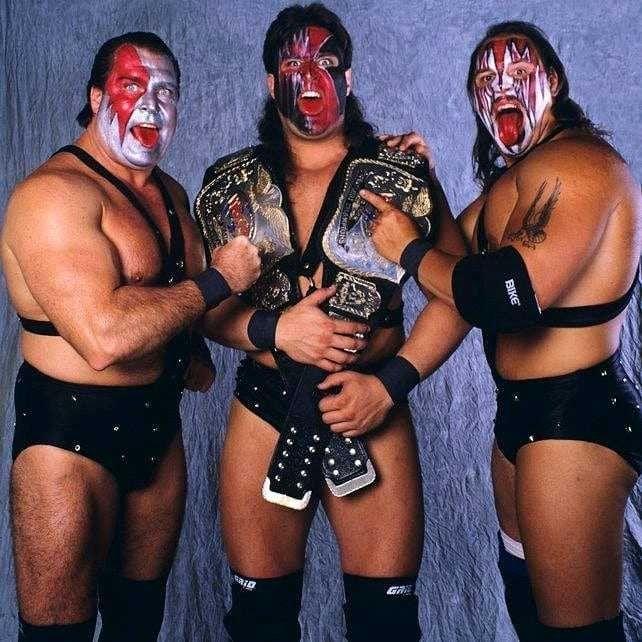 Ax, Smash & Crush #WWEFederationEra