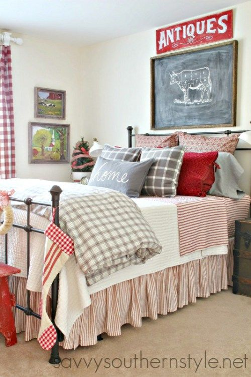 What Is Farmhouse Style And 10 Ways To Get It  Farmhouse Style Gorgeous Farmhouse Style Bedroom Design Decoration