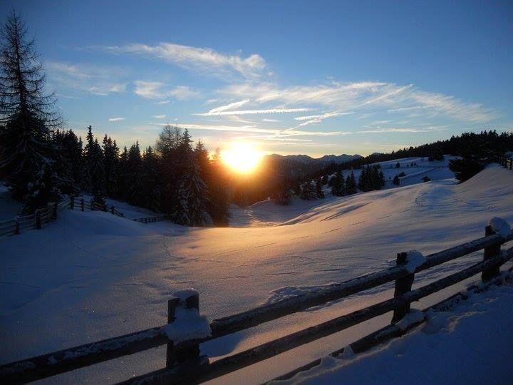 | Val Di Non | #weekend sulla neve |  Attiva il #voucher, dormi in uno chalet: http://www.volamondo.it/offerte/compra?id=196