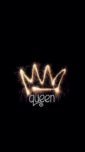 Queen Wallpaper Black Gold Crown Black Crown Fondecran Gold Queen Wallpaper Queens Wallpaper Wallpaper Iphone Cute Wallpaper Quotes