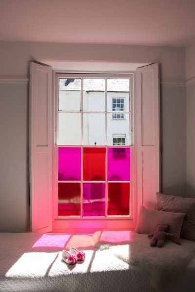 Photo of Stained Glass Film, Stained Glass Film & Frosted & Decorative Window Film from Brume Ltd