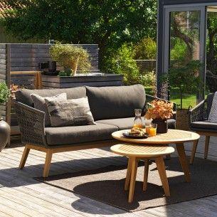 Kenton 3 Sitzer Teak Gartenmobel Outdoor Mobel Lounge