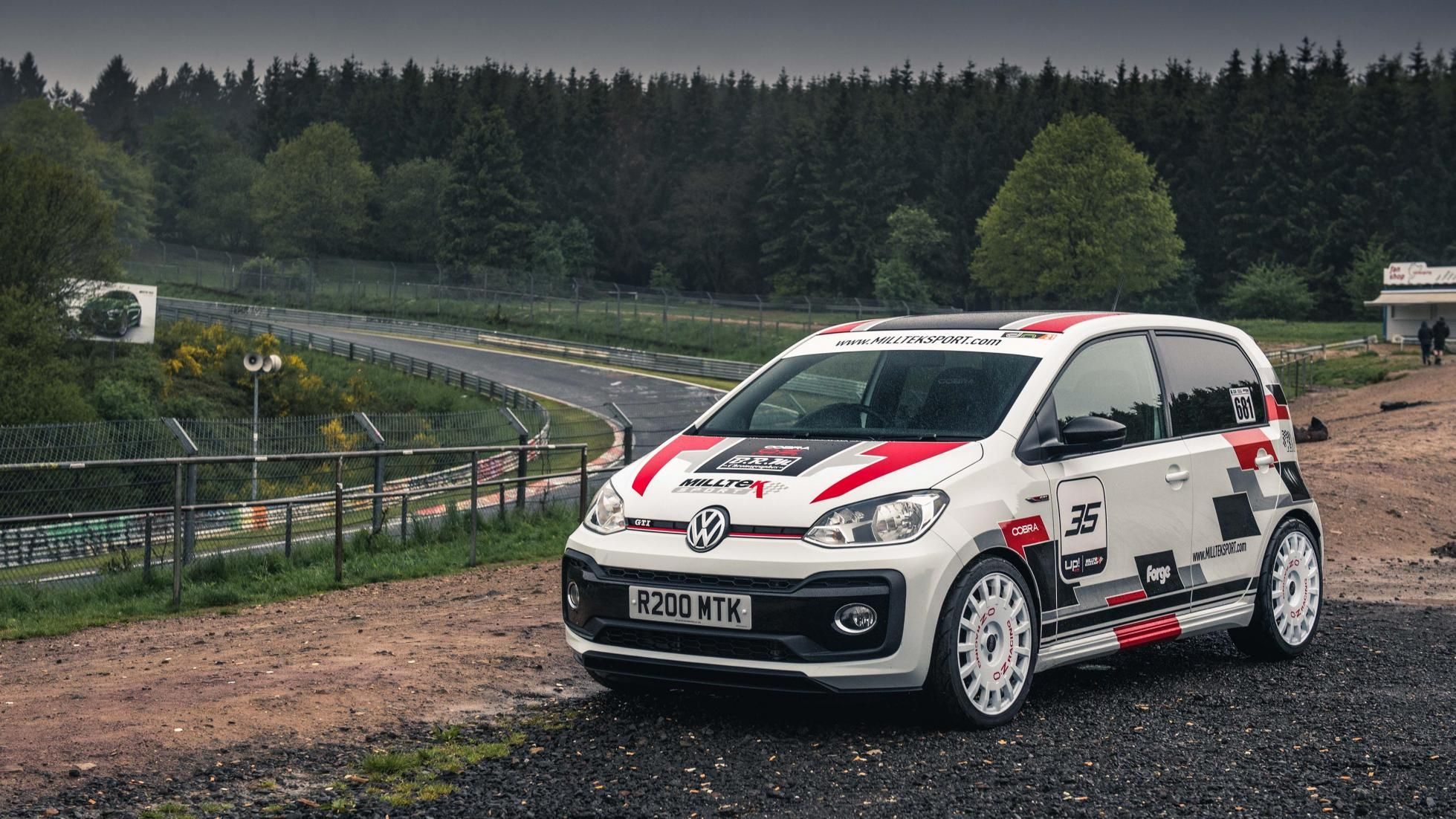 Vw Up Gti By Milltek Review Tiny Tuned Terror Tested Vw Up