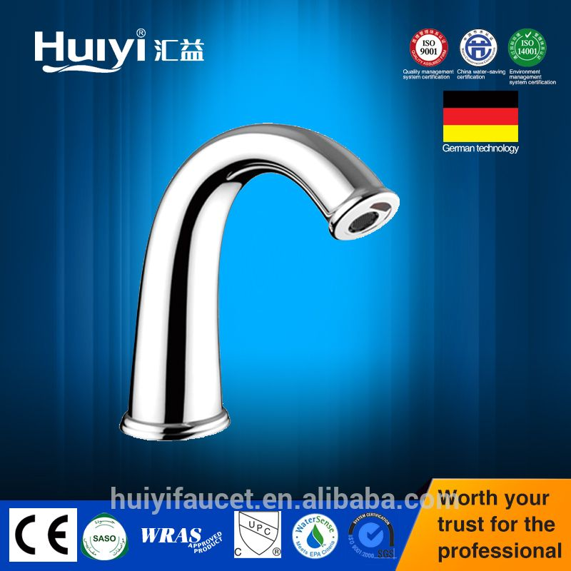 New Design Infrared Automatic Faucet Auto Shut Off Sensor Water Tap ...