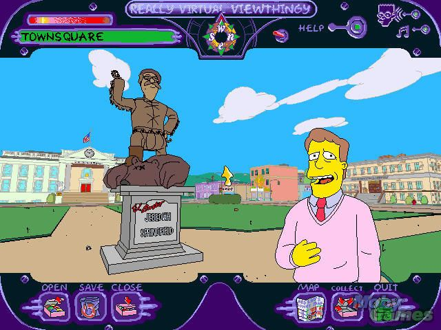 скачать симпсоны спрингфилд игра на компьютер