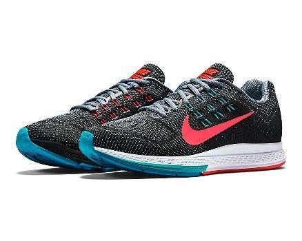 8b2c2281d60d27 Womens Nike Air Zoom Structure 18 Running Shoe