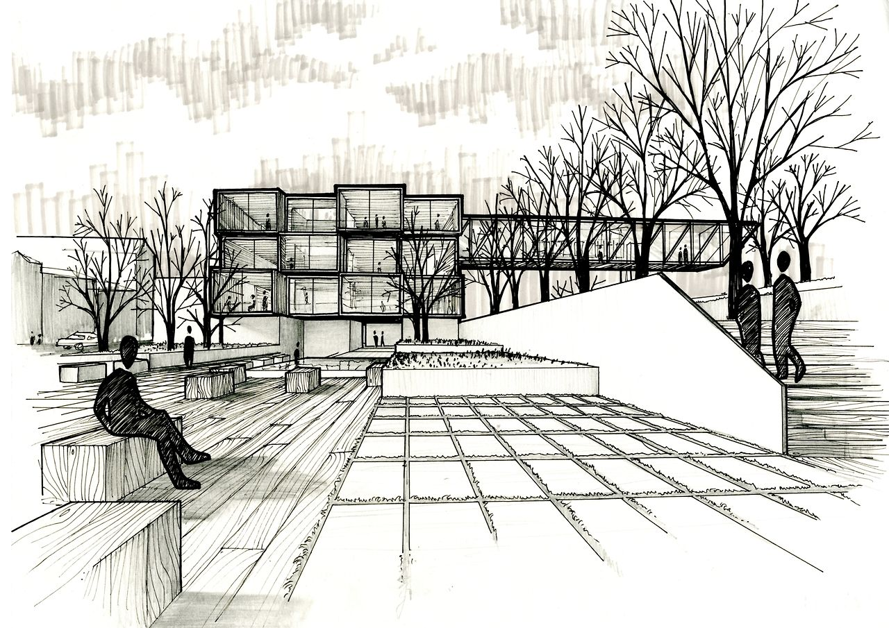 Mantua Libray Project Architecture Design Lab