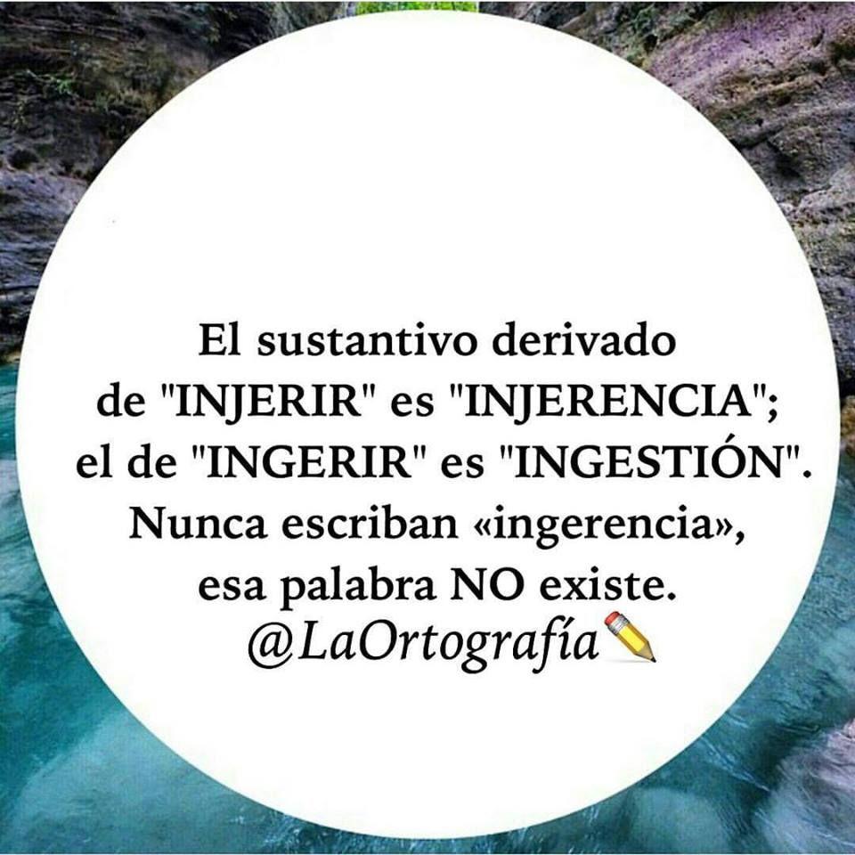 ORTOGRAFÍA | educación | Pinterest | Spanish, Language and Learning
