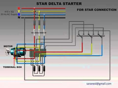 Star delta starter for star connection electricos pinterest star delta starter for star connection swarovskicordoba Image collections