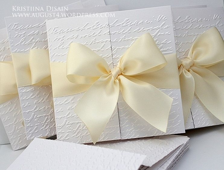 When Should Wedding Invites Be Sent: Invitations Should Be Sent Around 6 To 8 Weeks Before