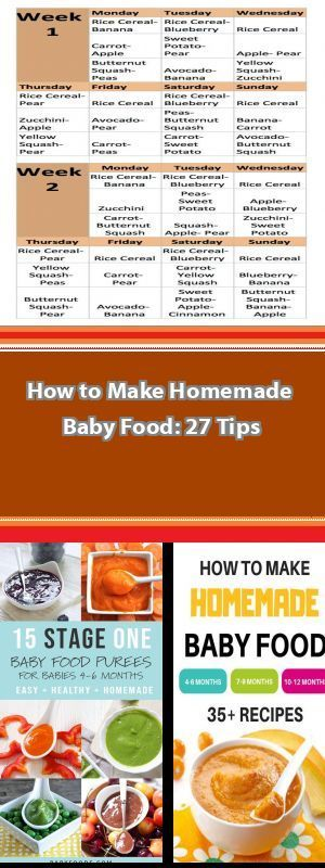 Sleepy Time Baby Oatmeal Stage 1 homemade baby foods! This ...