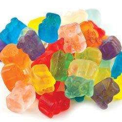 4 5lb Gummi Bear Cubs Gummy Bears Gummies Gummy Candy