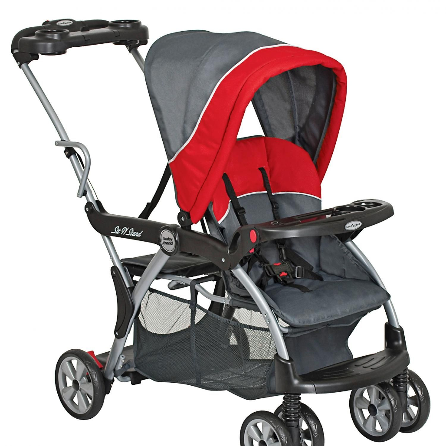 Double Strollers for Growing Families (With images