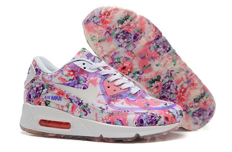 sale retailer 0b93b fa4eb Pretty pink  Snow  Lavender color Nike Air Max 90