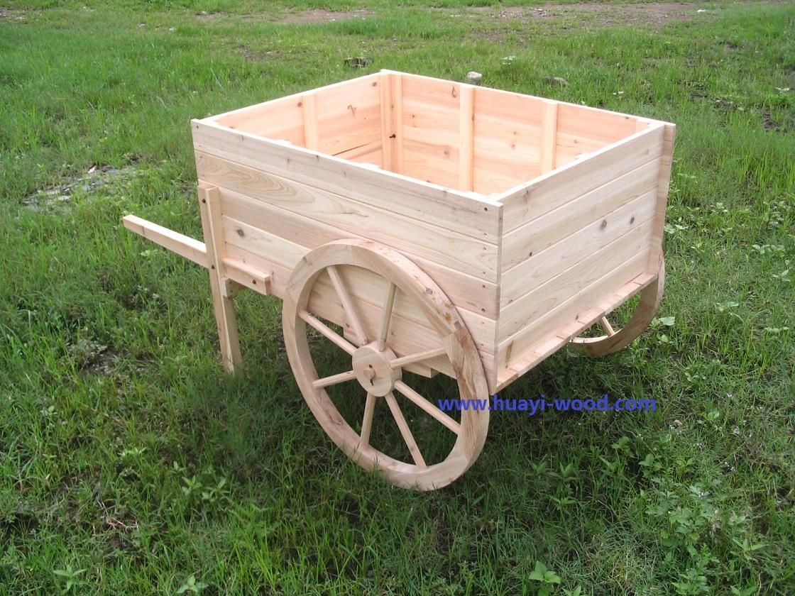 Garden Wagon Planters Carts, Wheelbarrow Planters | Raised Vegetable  Gardening Beds Construction Tips
