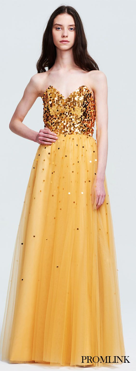 Sweetheart alineprincess sequined tulle long prom dress long