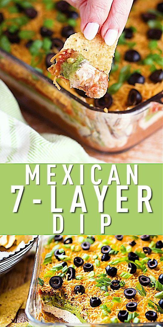 7-Layer Dip