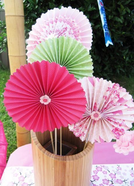 Japanese Garden Guest Dessert Feature Cny Asian Party