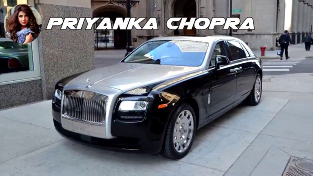 Luxuary Car Rolls Royce Bollywood Celebreties Owners In India