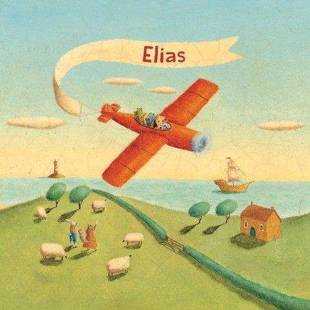 Airplane Adventurer\