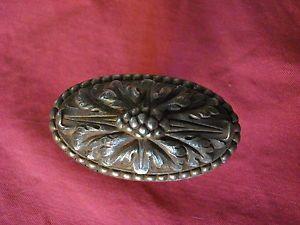 Poignee de porte ancienne en bronze ou laiton epoque louis xvi jdix poign e - Poignees de porte anciennes ...